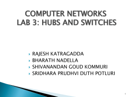 COMPUTER NETWORKS LAB 3