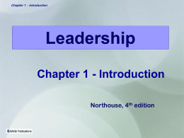 braveheart leadership analysis