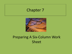 Chapter 7 PPT - Westmoreland Central School