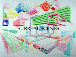 2 point perspective surrealism