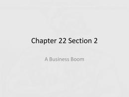 Chapter 22 Section 2