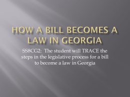 how-a-bill-becomes-a-law-in