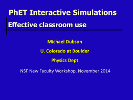 PhET Interactive Simulations