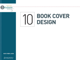 Design Solution Chapter 10 in PPT