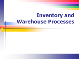 IS365SAPInventoryWarehouseProcess