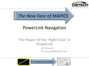 PowerLink Navigation 8-24-10