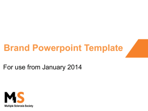 MS Society Powerpoint template 2014