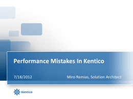 Performance-Mistakes-in-Kentico