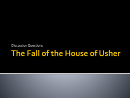 The Fall of the House of Usher DQ
