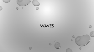 Waves - Sites@UCI