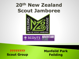 Group Jamboree presentation