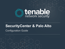 SecurityCenter_and_PaloAlto_Config_Guide_v3