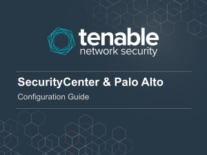 Palo Alto Networks® Web Interface Reference Guide, Release 6 0