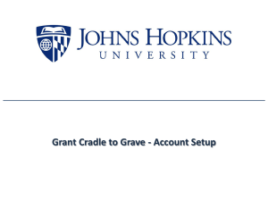 GM Grant - Johns Hopkins Medicine