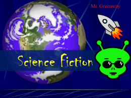 ScienceFictionGenre