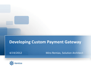 Developing-Custom-Payment-Gateway - DevNet