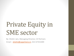 Private-Equity-in-SME-sector-1st-Dce-12Shishir