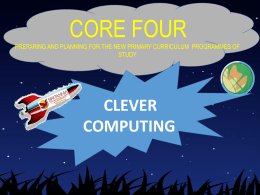CLEVER COMPUTING ppt