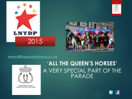 Correct All Queen`s Horses PP 2015