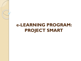 project smart