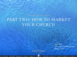 How to Market Your Church