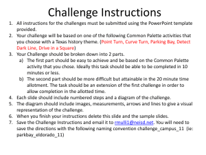Challenge Instructions