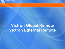 VGR and VER Powerpoint (updated 2012-06-20
