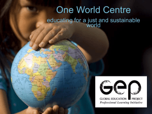 Kewdale Primary School – Introduction to Global