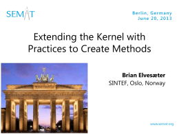 Scrum_ExampleBerlin-Brian - Software Engineering Method
