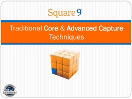 Advanced Capture - Square 9 Softworks
