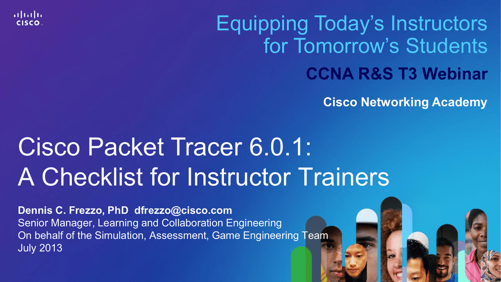cisco packet tracer 6.0 1
