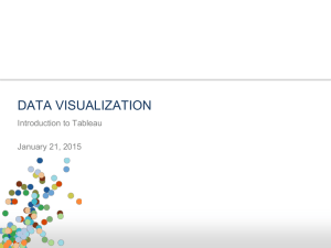 data visualization - Yale Tech Connection