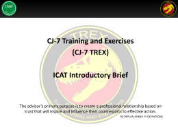20140913_NIU_CJ7_TREX_Lesson_1__ICAT_introduction