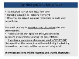 HAC 2014 - UNICEF Humanitarian Action Resources