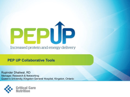 PEP uP slides _Dhaliwal