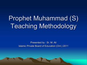 The Islamic Glossary (MSWord)