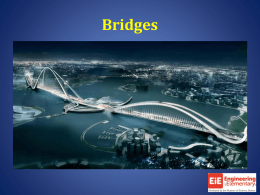 Bridges Suspension Bridges