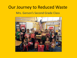 Charlotte_Our Journey to Reduced Waste