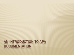 An-Introduction-to-APA