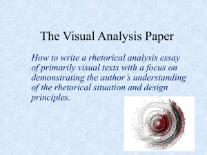 The Visual Analysis Paper