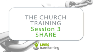 The Church-session 3-share
