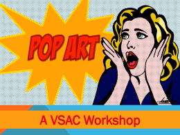 PoP Art - Access Gallery