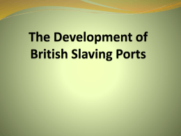Development of Slave Ports