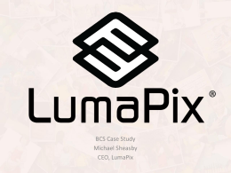 powerpoint case study - LumaPix :: Full Scale