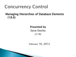 Sarat_Dasika_114_Section_1_18.6_Concurrency Control