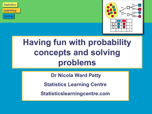 Fun-with-Probability-Dr-Nic-2013