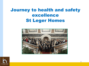 Case study St Leger Homes of Doncaster