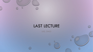 SO-Entomology-LAST LECTURE