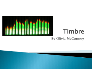 Timbre powerpoint - olivia