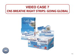video case 7 cns